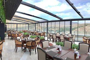کافه رستوران های شیراز