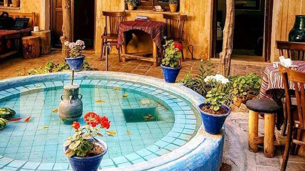 خانه سنتی پرهامی شیراز