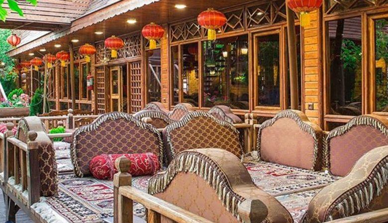 باغ رستوران خوشا شیراز