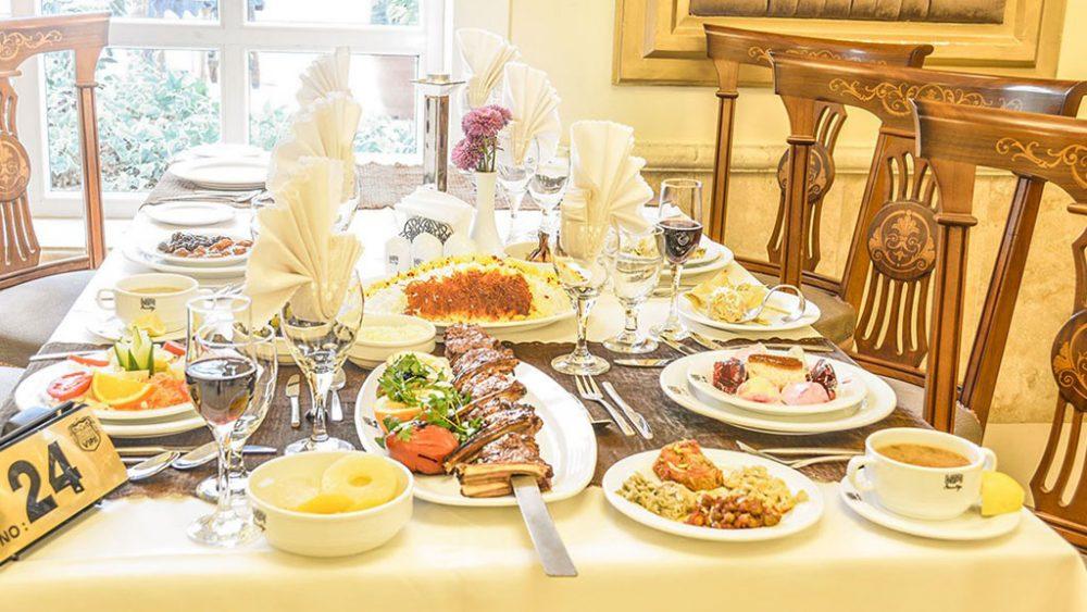 رستوران پدیده شاندیز شیراز