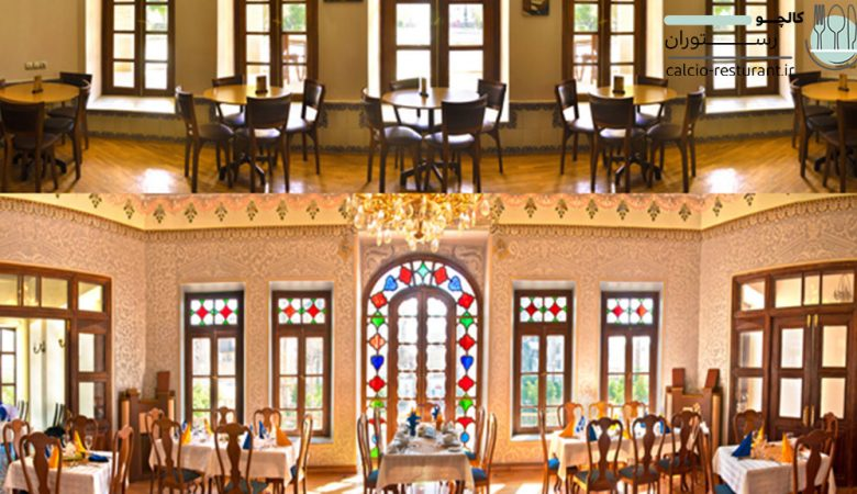 رستوران سنتی عمارت شاپوری شیراز